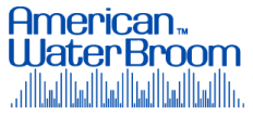 American Water Broom Logo