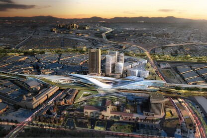 Vision for Master Plan Union Station 2050