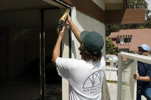 Installing Vinyl Replacement Windows