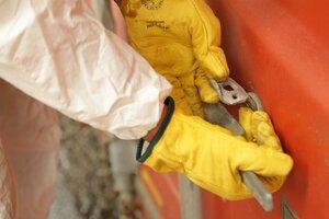 Inventor Creates Safety Gloves Line