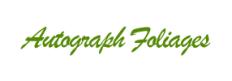 Autograph Foliages Logo