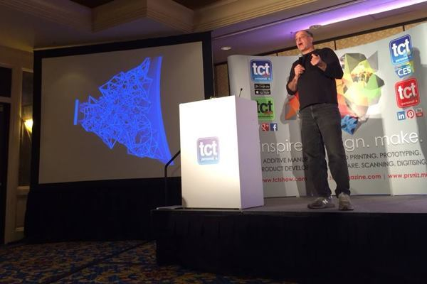 Autodesk CEO Carl Bass talks about opportunities for 3D printing at the 2015 International Consumer Electronics Show.