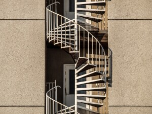 Some designers value spiral staircases for their aesthetic appeal – but others are wary of their dangers.