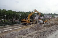 Concrete Bridge Reconstruction in Tampa