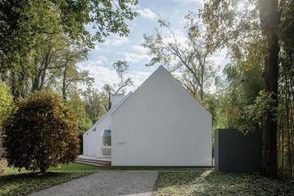 Four Pavilions