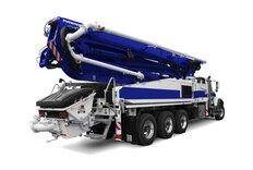Truck-Mounted Concrete Boom Pump