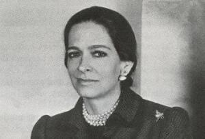 Adele Chatfield-Taylor as the incoming president of the American Academy in Rome in 1988.