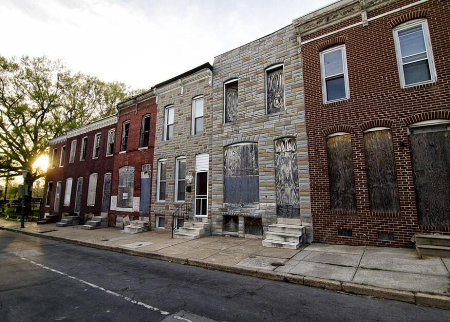 Sandtown, Baltimore.