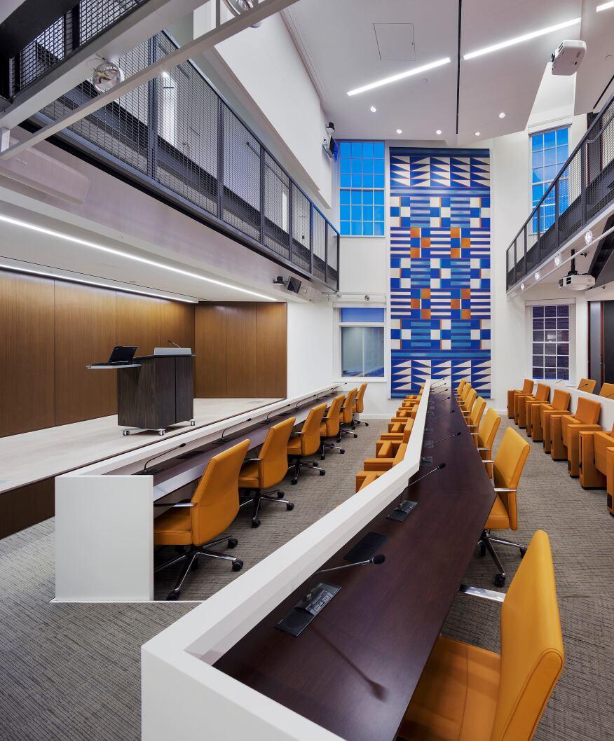 The African Union Mission Headquarters, Washington, D.C., Group Goetz Architecture