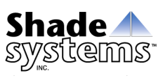 Shade Systems, Inc. Logo