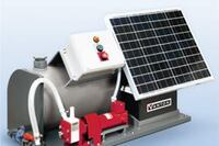 Solar-powered pumping system