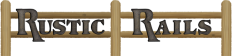 Rustic Rails Logo