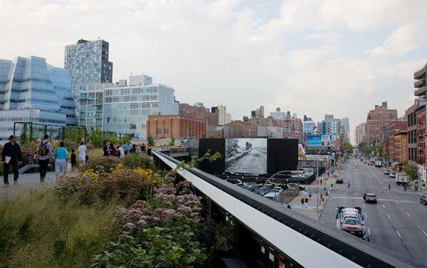 New York City's High Line.