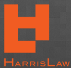 HarrisLaw, P.A. Logo
