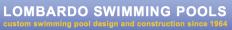 Lombardo Swimming Pool Co. Logo