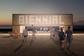 Lakefront Kiosk Proposal