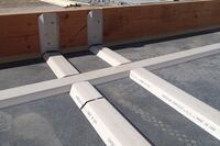 Superior Profiles Inc. PVC Plastic Rustication