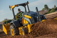 New John Deere L-Series Tractor Loaders