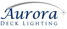Aurora Deck Lighting Logo