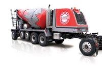 Terex front discharge Mixer Truck