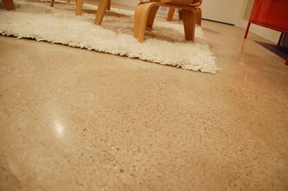 2011 Polished Concrete Awards - Residential