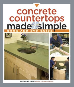 In his books, Fu-Tung Cheng shows readers a step by step guide on how they too can create affordable, award-winning countertops that dazzle the eye.