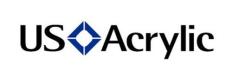 U.S. Acrylic, Inc. Logo