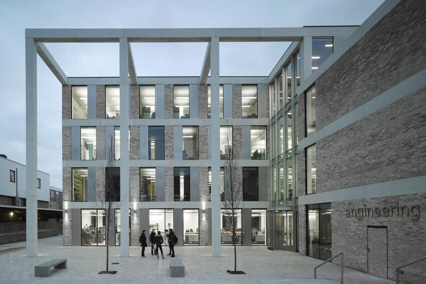 Lancaster University Engineering Building