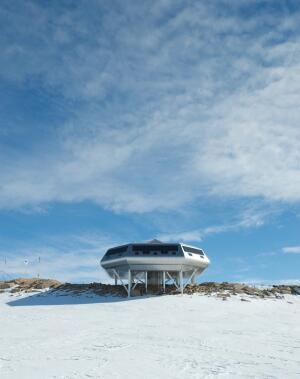 Princess Elisabeth Research Station, Antarctica