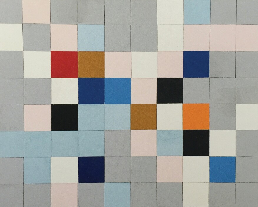I.M. Pei's Mosaic Construction Test