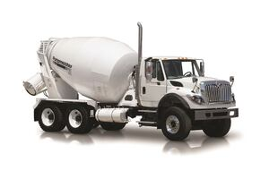 Redesigned Transit Mixers