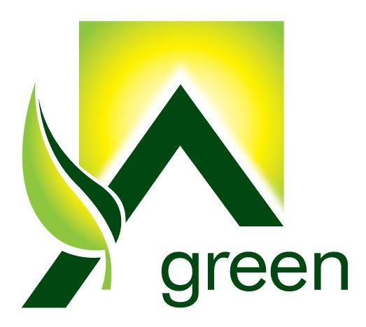 Green (shown) and Energy Efficient logos on Excel's Web site help buyers select eco-friendly options.