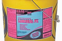L&M Construction Chemicals + LUMISEAL FX curing and sealing compound
