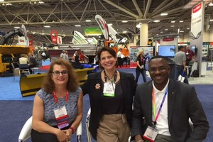 Five Things I Learned on Summer Vacation (er, APWA Show)