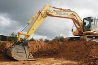 Intelligent excavator
