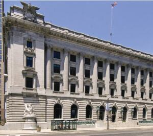 Building Representatives provided utility bills, maintenance budgets and an occupant survey for the key data inputs; Metzenbaum Courthouse, Cleveland