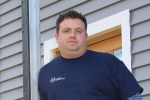 Lucas C. Papageorge Jr., owner, LCP General Contractors