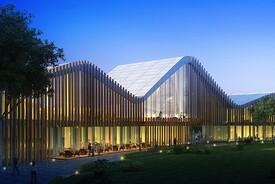 Sichuan International Glass Art Factory & Innovation Centre