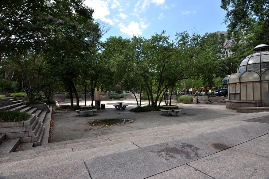 Pershing Park, Washington, D.C.