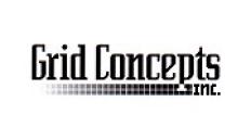 Grid Concepts, Inc. Logo