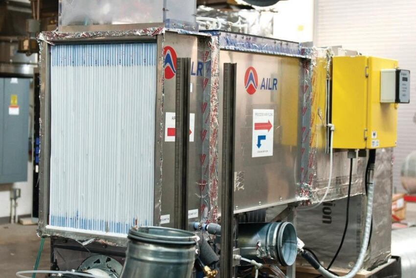 A New A/C System, but Without the Carbon Footprint