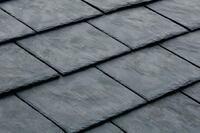 G.E.M. EuroLite Slate Recycled-Rubber Roofing