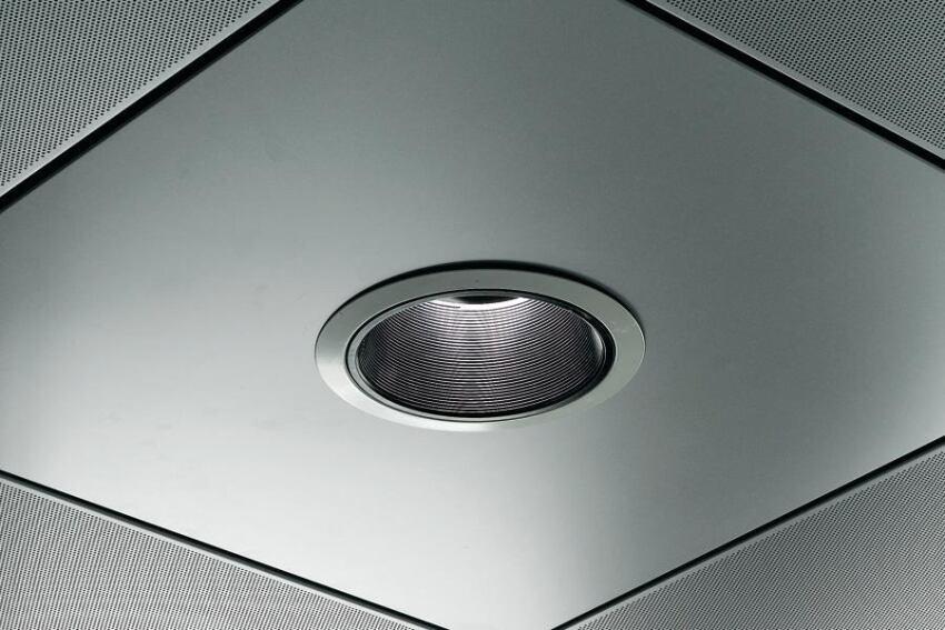 Hunter Douglas Contract Gladius Metal Ceiling Panels
