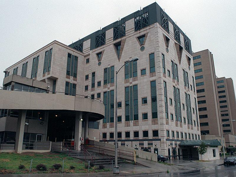 Grady Memorial Hospital, orginally designed by Robert and Company in 1958, was renovated and expanded by Stanley, Love-Stanley, in the early 1990s.