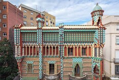 Gaudí's Casa Vicens to Reopen as Museum