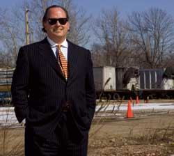 ROOM FOR IMPROVEMENT: Brian O'Neill has spent more than 20 years turning blighted brownfields into office sites. But now is he moving into multifamily.