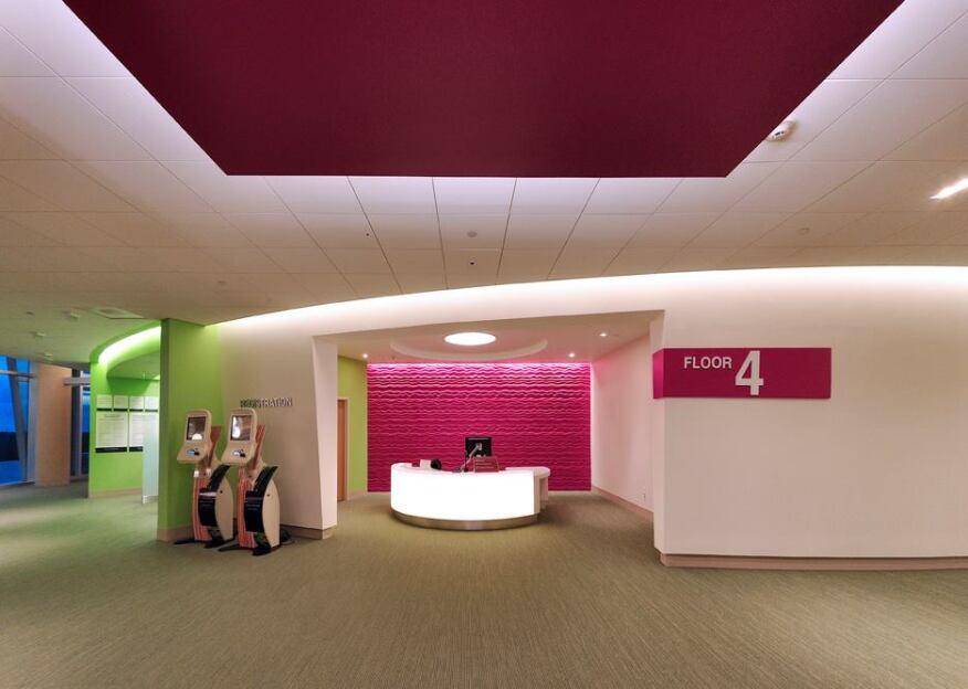 Nemours Children's Hospital, Stanley Beaman & Sears, Perkins + Will, Orlando, Fla.