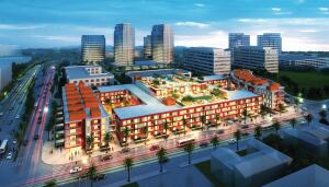 Making the Marke: The Marke @ South Coast Metro will bring 300 new luxury apartment units to Santa Ana, Calif., thanks to $22.8 million in mezz financing arranged by HFF.