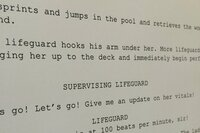 Follow the Script: For Lifeguards, Here's What to Say When Autism is a Factor