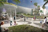 Miami Beach Square by Bjarke Ingels Group